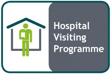 hospital visiting programme icon