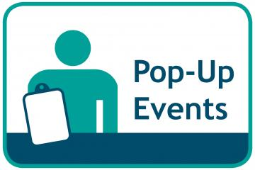 pop up events icon
