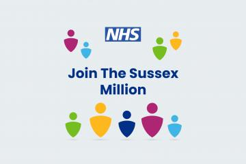 Join the Sussex million
