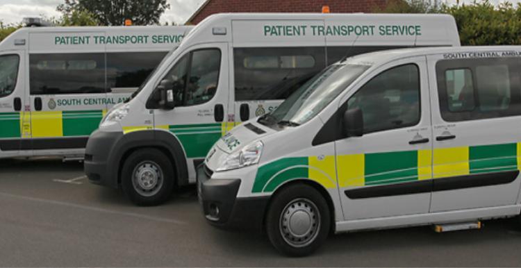 Patient Transport vehicles