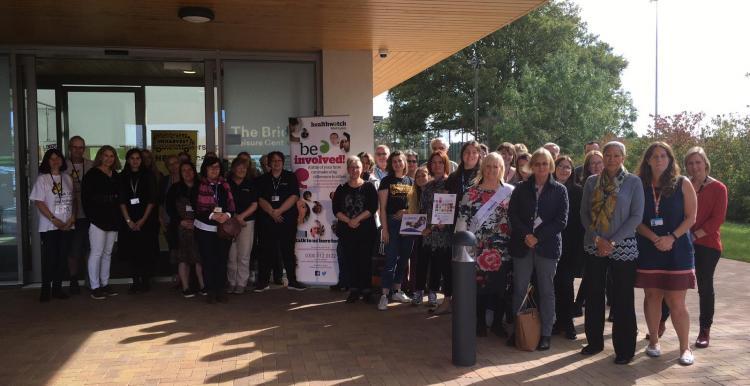 Horsham Info Event - Group Image