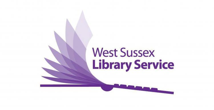 West Sussex Library Service logo