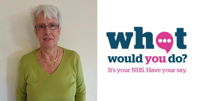 Sue - What Would You Do Healthwatch West Sussex