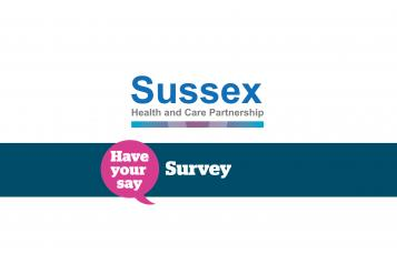 Sussex Health and Care Partnership logo