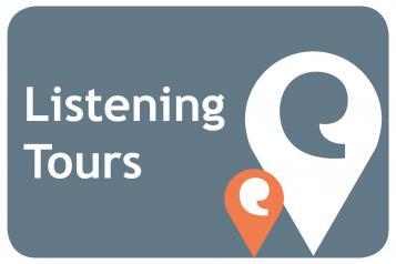 listening tours icon
