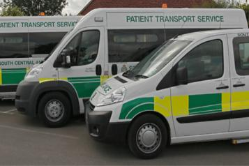 Patient Transport vehicles