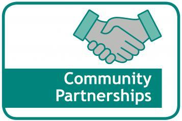 community partnerships icon