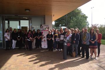 Horsham Info Event - Group Image