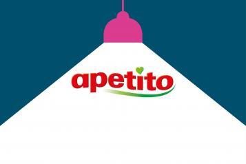 apetitio logo under a spotlight graphic
