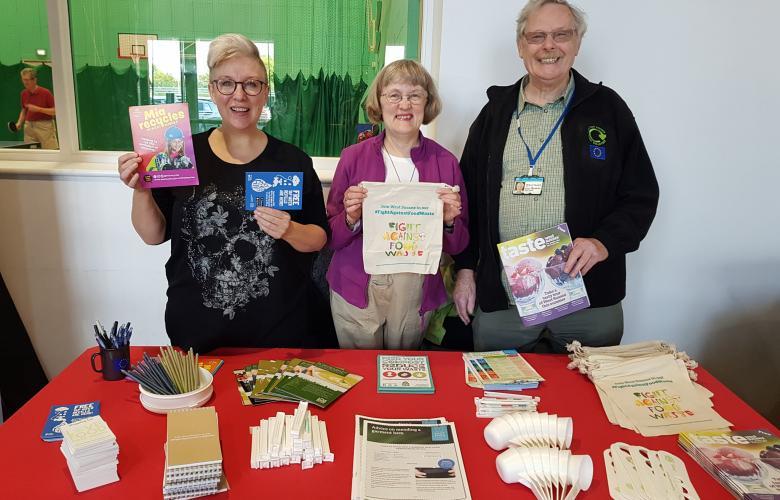 West Sussex Waste Prevention team