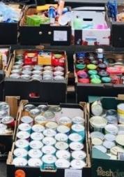 Community Food boxes