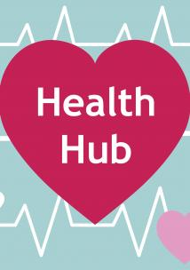 health hub graphic