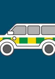 Non-Emergency Transport vehicle