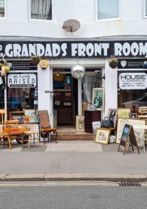 Grandads Front Room shop